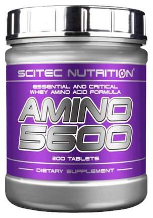 Amino 5600 Scitec Nutrition, 200 таблеток