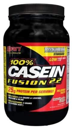 Протеин SAN 100% Casein Fusion 1000 г Milk Chocolate Delight