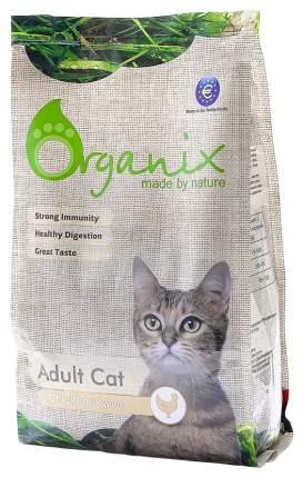 Сухой корм для кошек Organix Adult Cat, курица, 7,5кг