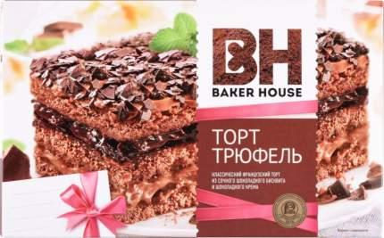 Торт трюфель  Baker House 350 г