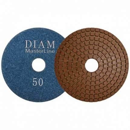 Алмазный гибкий шлифовальный круг DIAM MasterLine №50 сухая полировка 000565