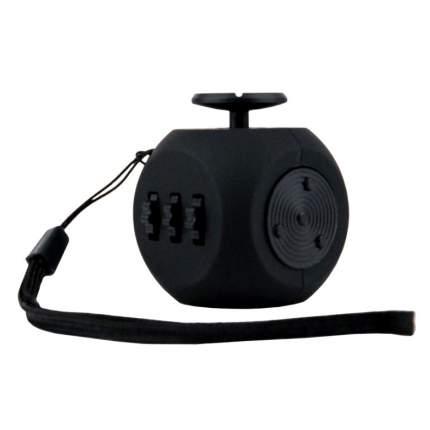 Игрушка-антистресс Fidget Cube 3.0 Air Фиджет куб, черный и черный