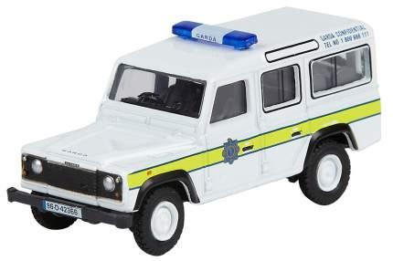 Коллекционная модель Land Rover LBDC543WTA
