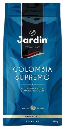 Кофе в зернах Jardin Colombia supremo 250 г