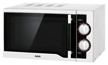 Микроволновая печь соло BBK 20MWS712M/WB white/black