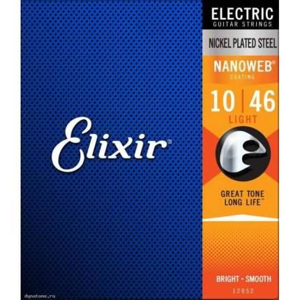 Струны для электрогитары ELIXIR 12052