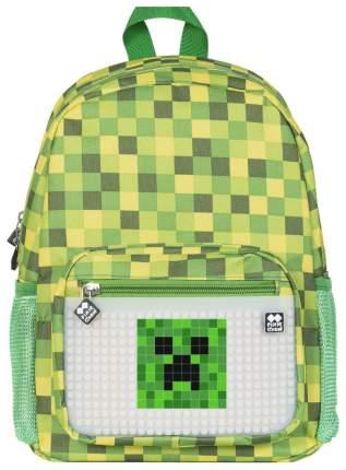 Рюкзак Pixie зеленый, детский с боковыми карманами
