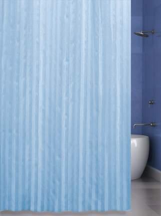 Штора (голубой)  BIG  200*240