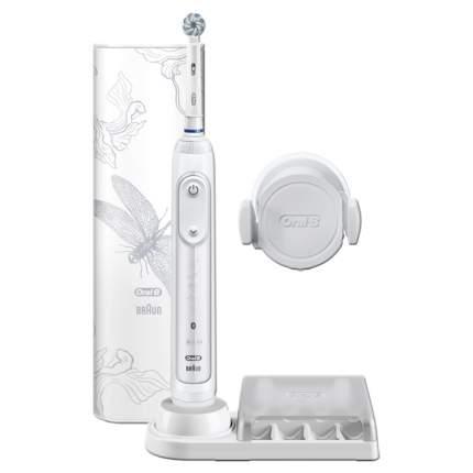 Электрическая зубная щетка Braun D701.515.6XC Lotus Wh