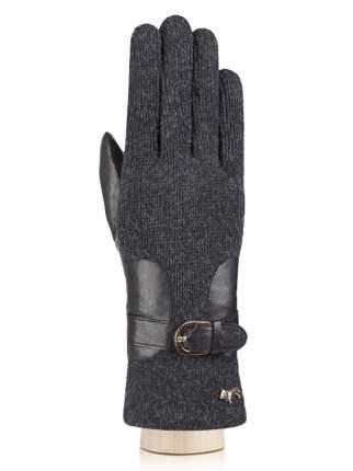 Перчатки женские Labbra LB-4108 черные 7