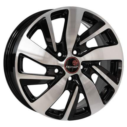 Remain  Renault Fluence (R166)  6,5\R16 5*114,3 ET47  d66,1  Алмаз-черный  16602AR