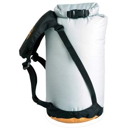 Компрессионный мешок SeatoSummit Event® Dry Compression Sack серый 20 л