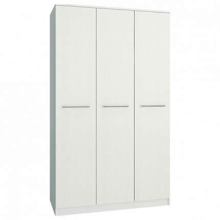 Платяной шкаф MFMaster Ланс-3 MAS_MST-SHRL-30-R-16BEL 122,2x55x200, белый