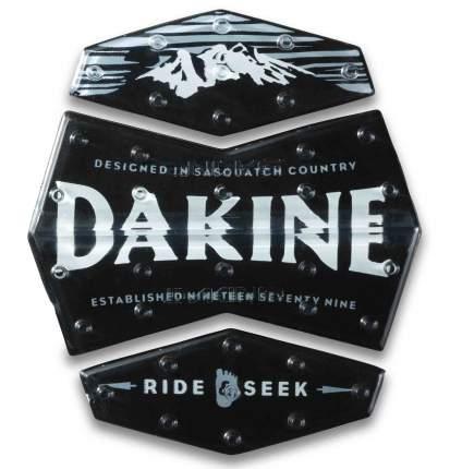 Наклейка на сноуборд Dakine Modular Mat, ride & seek