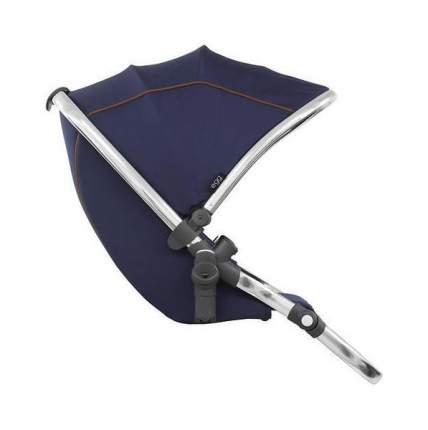 Прогулочный блок для второго ребенка Egg Tandem Seat Regal Navy & Mirror Chassis