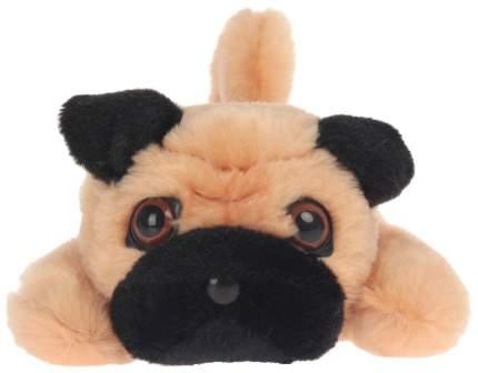 Мягкая игрушка Радомир Собака Мопс, 25 см