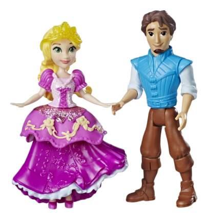 """Игровой набор """"Принцессы Диснея"""" Royal Clips - Рапунцель и Юджин Hasbro"""