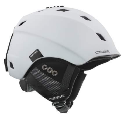 Горнолыжный шлем Cebe Ivory 2019, белый, M
