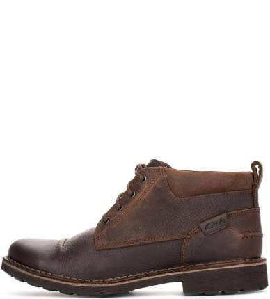 Ботинки мужские Clarks 26120013 коричневые 8 UK