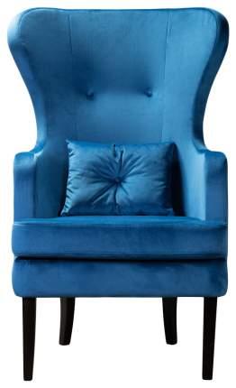 Кресло для гостиной R-Home Хилтон RST_400081_blue, синий
