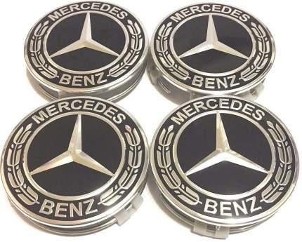 Комплект закглушек диска CGA для Mercedes-Benz 4 шт. 10-CVM011-RA