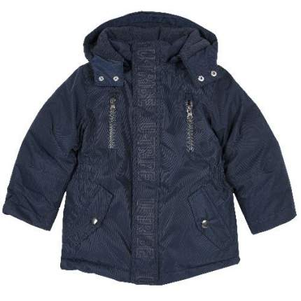 Куртка Chicco для мальчиков р.122 цв.темно-синий