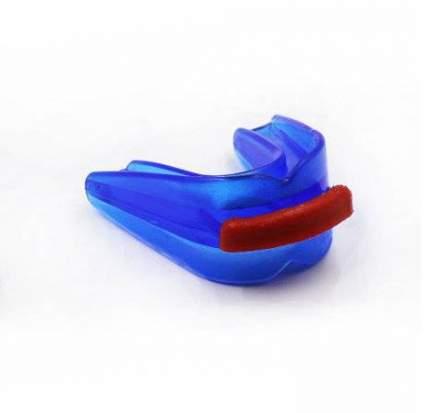Капа двойная KOUGAR K200, прозрачная, синяя