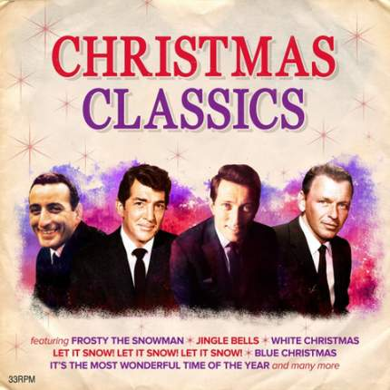 Сборник Christmas Classics (LP)