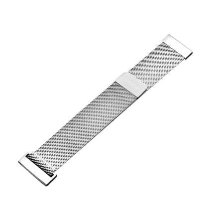 Ремешок для часов Noerden PAB-0302 серебристый 20 мм