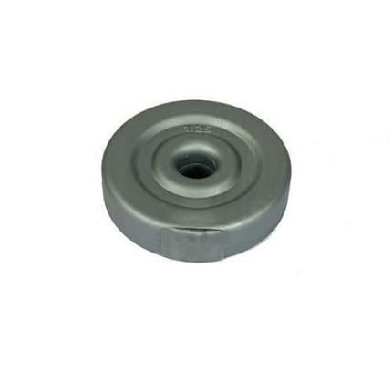 Диск для штанги виниловый Euroclassic 1,25 кг, 26 мм
