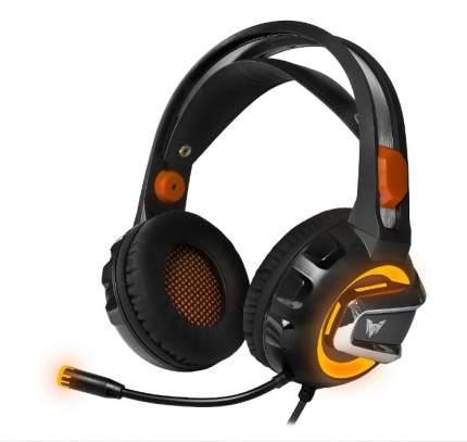 Игровые наушники Crown CMGH-3003 Orange