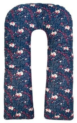 Подушка для беременных U-образная AmaroBaby Лисички, 340х35 см