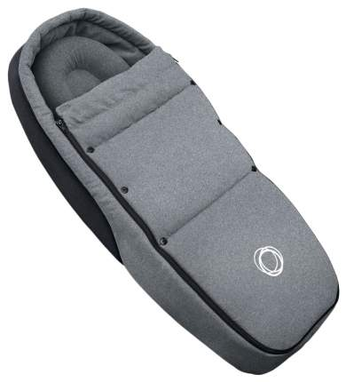 Люлька-вкладыш облегченная для коляски Bugaboo (Бугабу) Bee/ Ant grey melange 581313GH01