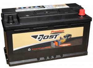 Аккумулятор BOST PREMIUM 69033 (190 рус 1150A 514x223x215) 69033