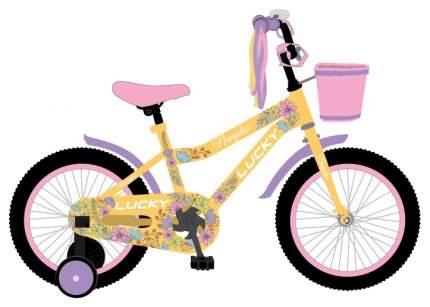 Велосипед детский двухколесный Navigator Lucky 12