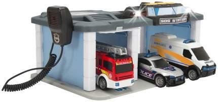 Набор Техники Dickie Toys Спасательный Центр 3716015