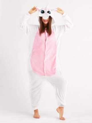 Кигуруми BearWear «Пегас розовый» L