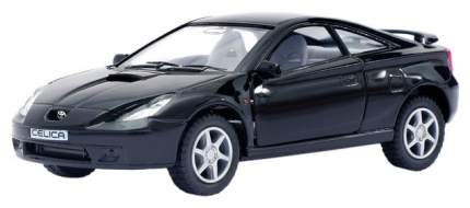 Машина металлическая Toyota Celica, масштаб 1:34, открываются двери, инерция Kinsmart