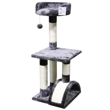 Комплекс для кошек Pet Choice, темно-серый, 36х36х85 см