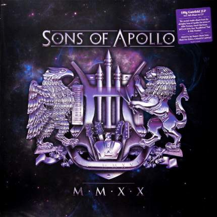 Виниловая пластинка Sons Of Apollo - MMXX (2LP+CD)