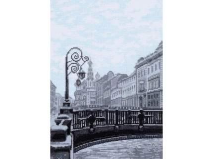 Набор для вышивания Палитра Итальянский мост. Санкт-Петербург