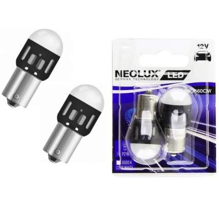 P21w 12v (1.2w) Лампа Led 6000k Блистер 2шт. NEOLUX арт. NP2160CW-02B
