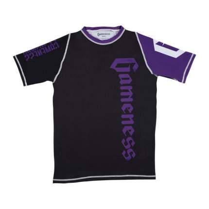 Рашгард Gameness Pro Rank Rashguard, purple, L INT