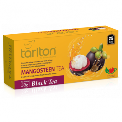 Чай черный Тарлтон мангустин