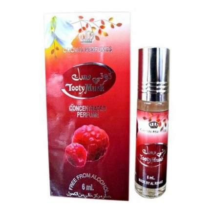 Масло парфюмерное Al Rehab Tooty Musk, 6 мл