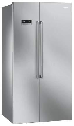 Холодильник Smeg SBS63XE Silver