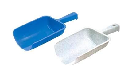 Совок Полимербыт C291 Белый, синий