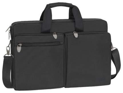"""Сумка для ноутбука 17.3"""" Rivacase 8550 черная"""