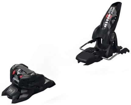 Горнолыжные крепления Marker Jester 16 ID 2017 черные, 110 мм