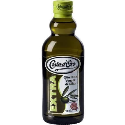 Масло Costa d'Oro extra vergine оливковое нерафинированное 500 мл